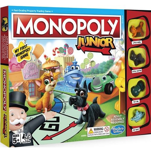 Junior Edition Monopoly