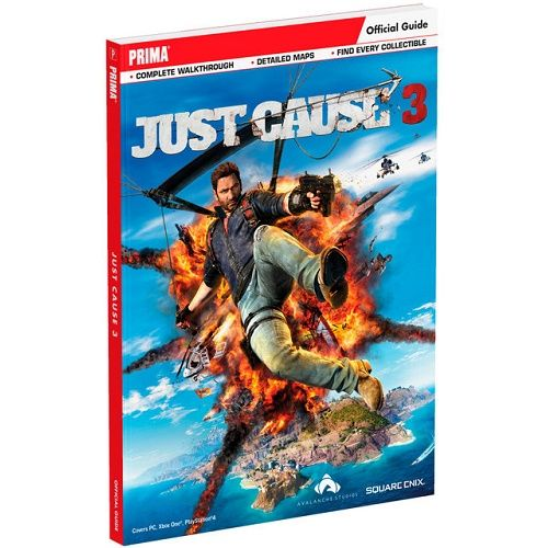 Just Cause 3 Official Game Guide