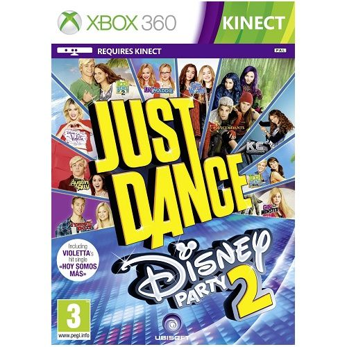 Just Dance Disney Party 2 Xbox 360 Game