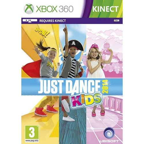 Just Dance Kids 2014 Xbox 360 Game