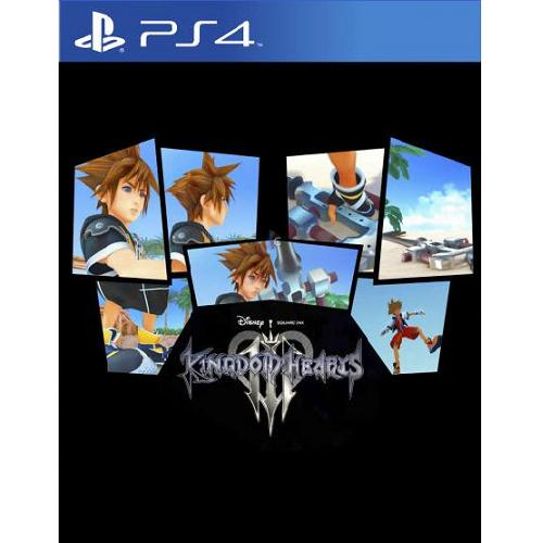 Kingdom Hearts 3 [#] PS4 Game