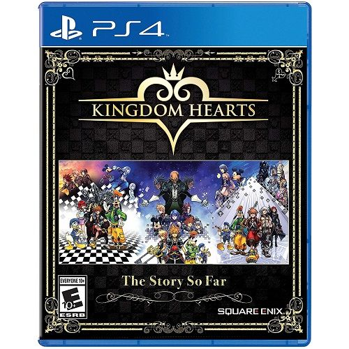 Kingdom Hearts The Story So Far [#] PS4 Game