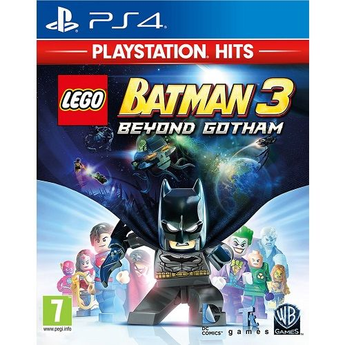 LEGO Batman 3 Beyond Gotham Playstation HITS PS4 Game