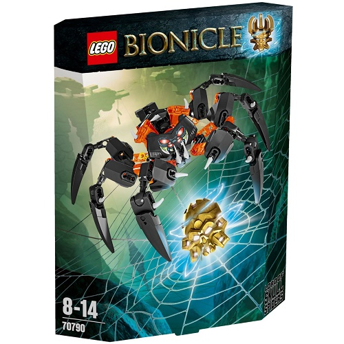 LEGO Bionicle Lord of Skull Spiders (70790)