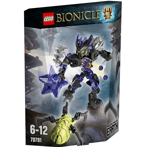 LEGO Bionicle Protector of Earth (70781)