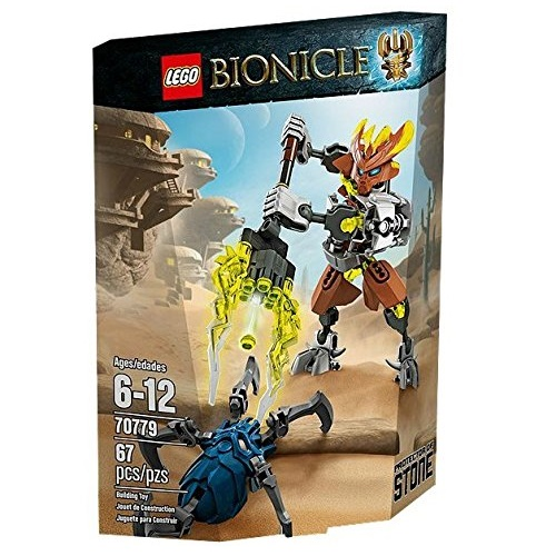 LEGO Bionicle Protector of Stone (70779)
