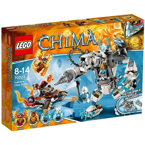 LEGO Chima Icebites Claw Driller (70223)
