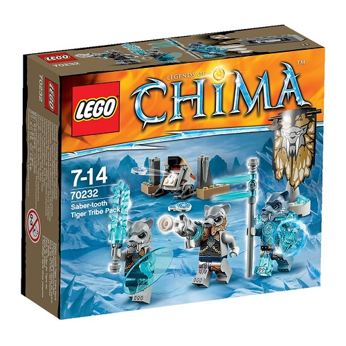 LEGO Chima Saber Tooth Tiger (70232)