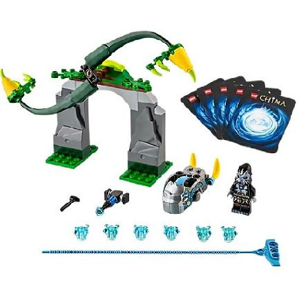 LEGO Chima Whirling Vines Playset