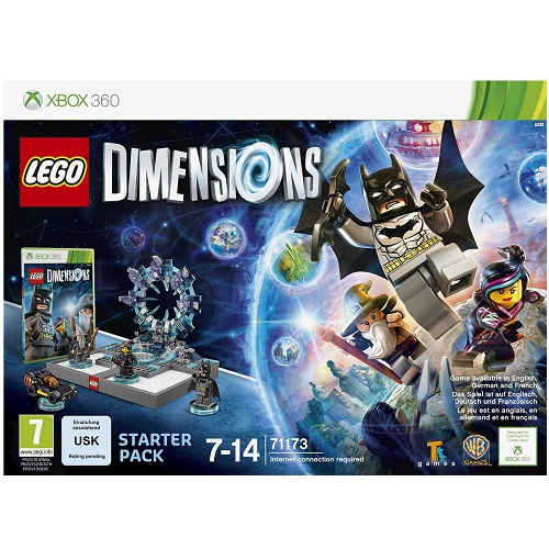 LEGO Dimensions Starter Pack Xbox 360 Game