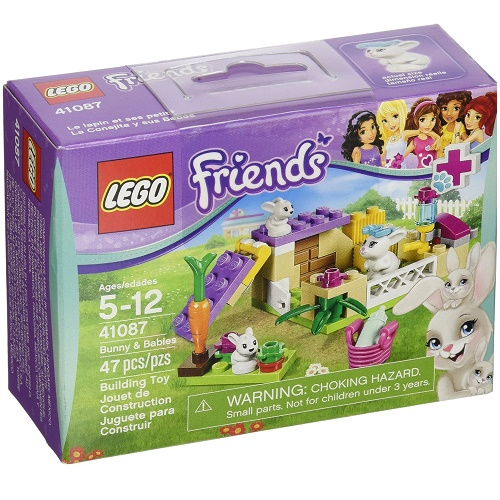 LEGO Friends Bunny and Babies (41087)