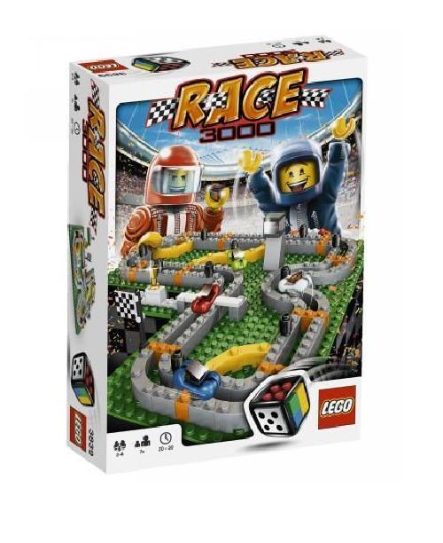 Lego Games: Race 3000 (3839) - Toys