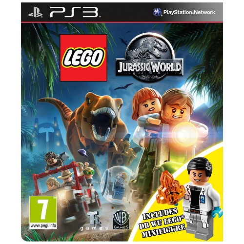 LEGO Jurassic World Toy Edition PS3 Game