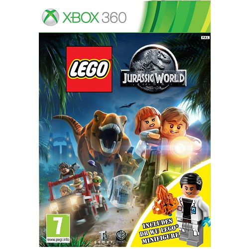 LEGO Jurassic World Toy Edition Xbox 360 Game