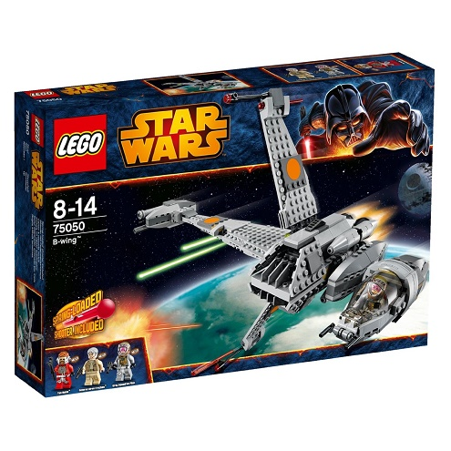 LEGO Star Wars B Wing (75050)