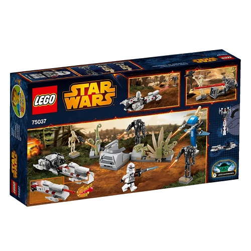 LEGO Star Wars Battle on Saleucami (75037)