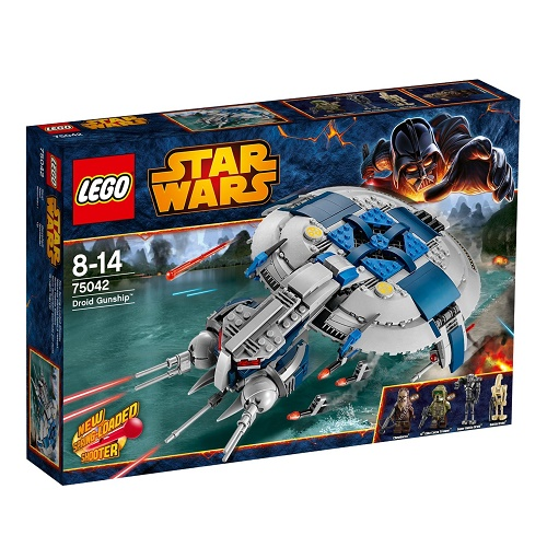 LEGO Star Wars Droid Gunship (75042)