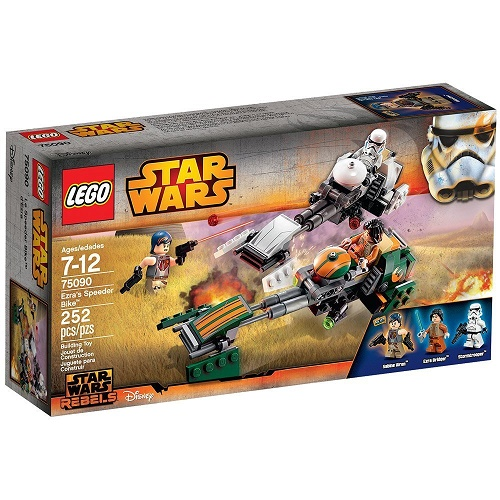 LEGO Star Wars Ezras Speeder Bike (75090)