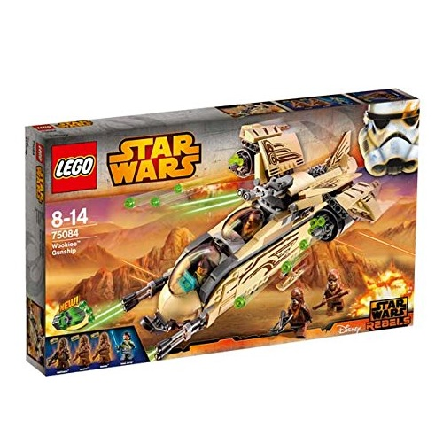 LEGO Star Wars Gunship Wookiee (75084)