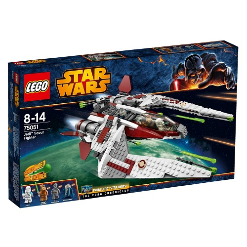 LEGO Star Wars Jedi Scout Fighter (75051)
