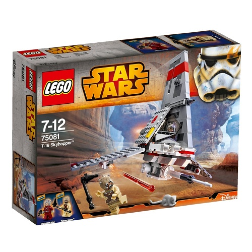 LEGO Star Wars T-16 Skyhopper (75081)