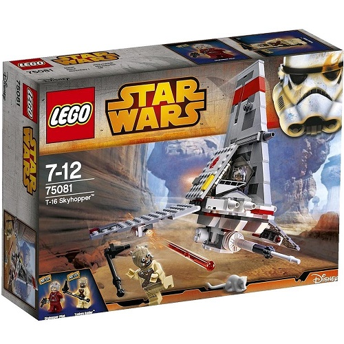 LEGO Star Wars T16 Sky Hopper (75081)