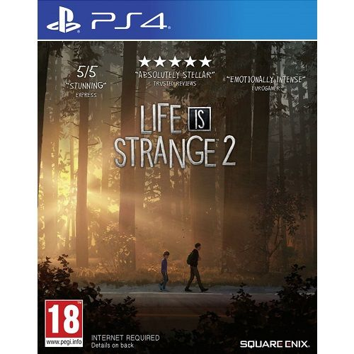 Life is Strange 2 PS4 Game