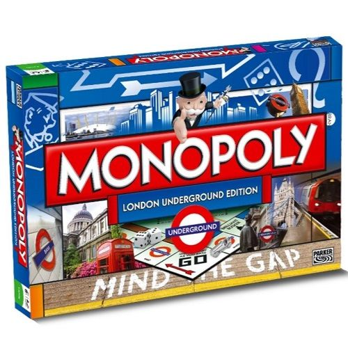 London Underground Monopoly