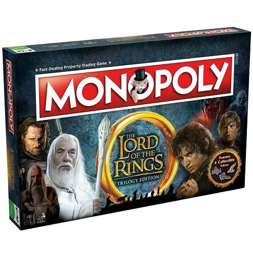 Lord of the Rings  Edition Monopoly