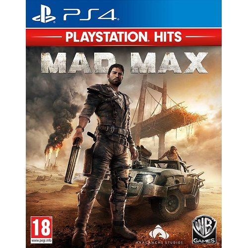 Mad Max Playstation HITS PS4 Game