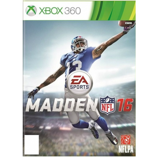 Madden NFL 16 Xbox 360 Game