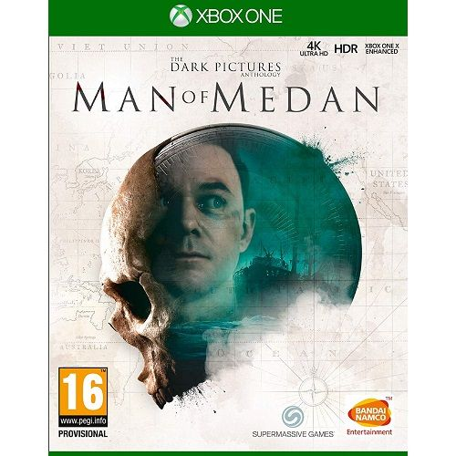 Man of Medan Xbox One Game