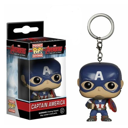 Marvel Age Of Ultron Captain America Pocket Pop!