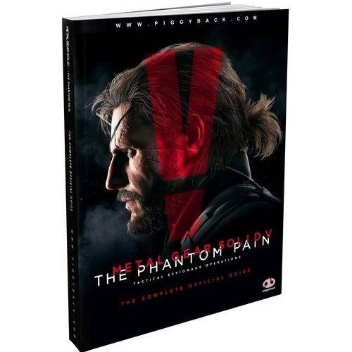 Metal Gear Solid V The Phantom Pain Official Guide