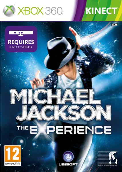 Michael Jackson The Experience Xbox 360 Game