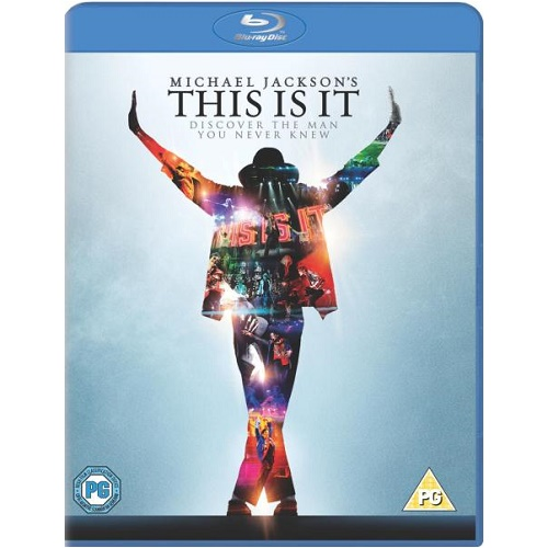 Michael Jackson This Is It [Blu-ray]