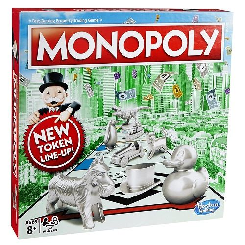 Monopoly Boardgame