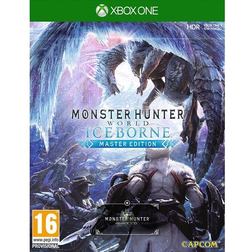 Monster Hunter World Iceborne Xbox One Game