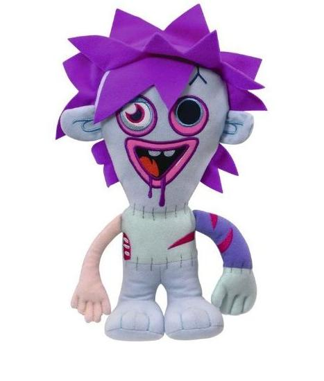 Moshi Monsters Talking Plush Zommer - Figures