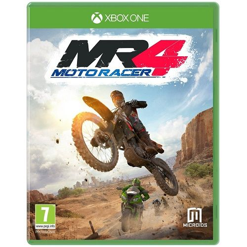 Moto Racer 4 Xbox One Game