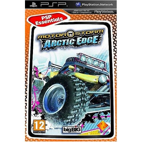MotorStorm Arctic Edge [Essentials] PSP Game