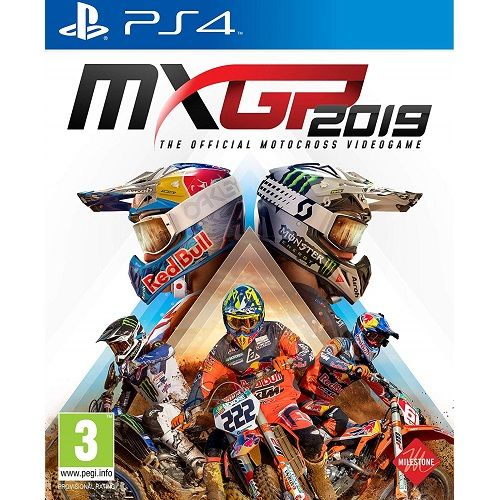 MXGP 2019 PS4 Game
