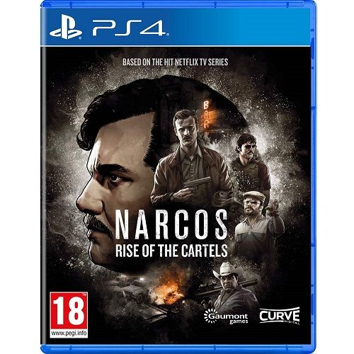 Narcos Rise of The Cartels PS4 Game