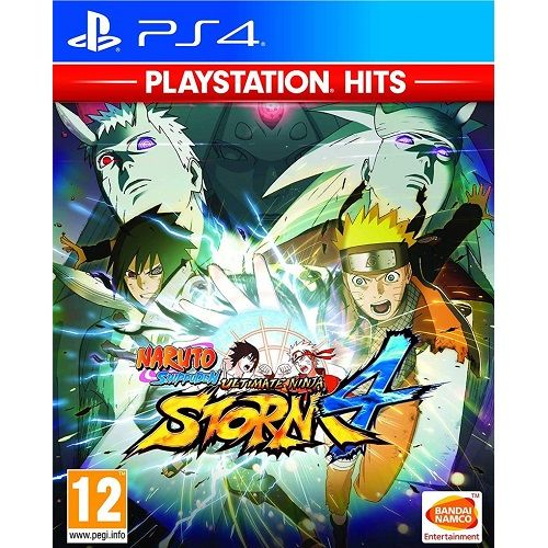 Naruto Shippuden Ultimate Ninja Storm 4 PlayStation Hits PS4 Game