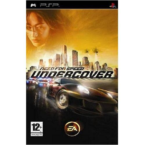 Need for Speed Undercover [Essentials] PSP Game