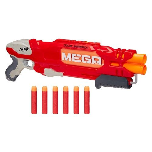 NERF Mega Double Breach