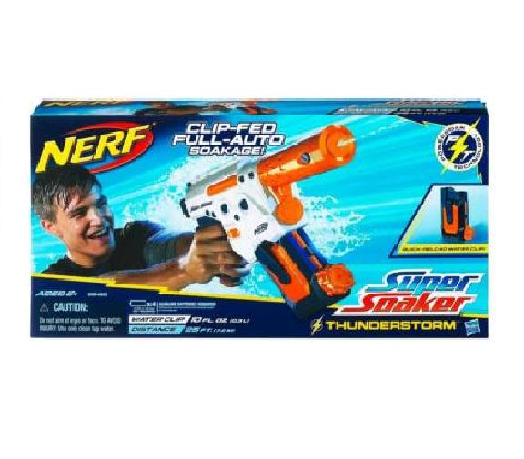 Nerf Supersoaker Thunderstorm - Toys