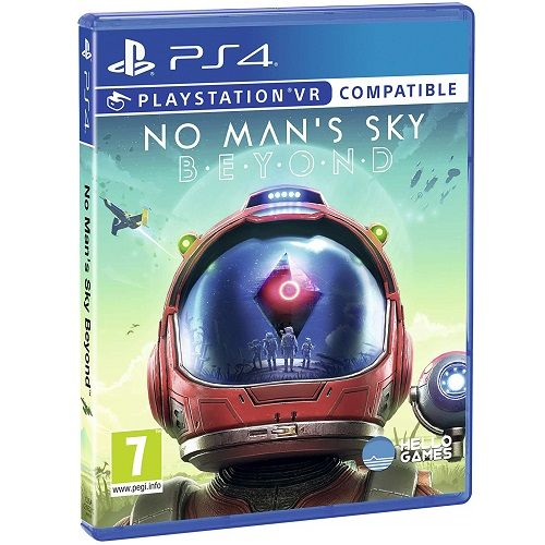 No Mans Sky Beyond [PSVR Compatible] PS4 Game