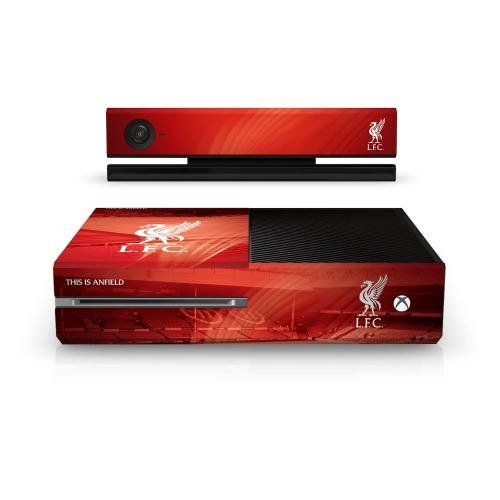 Official Liverpool FC Xbox One Console Skin