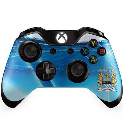 Official Manchester City FC Xbox One Controller Skin